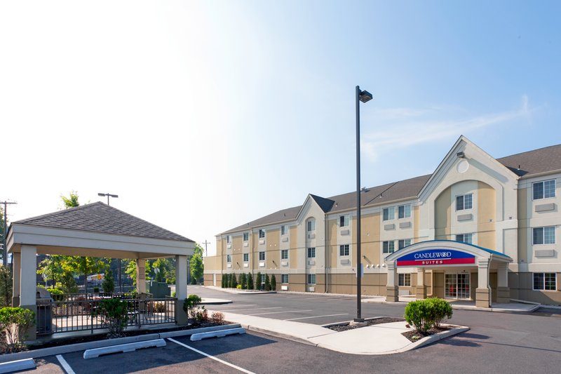 Candlewood Suites Secaucus Pohled zvenku