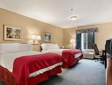 Baymont Inn & Suites Manchester - Hartford CT - Standard 2 Queen Bed Room
