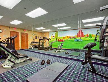 Baymont Inn & Suites Manchester - Hartford CT - Fitness Center