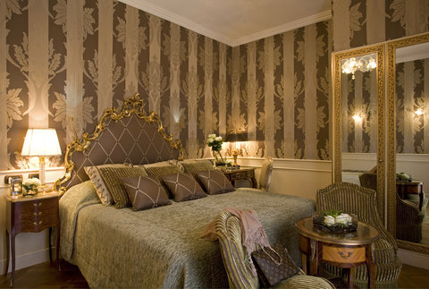 Grandhtl Majestic Gia Baglioni - Deluxe Room - eighteenth century French style