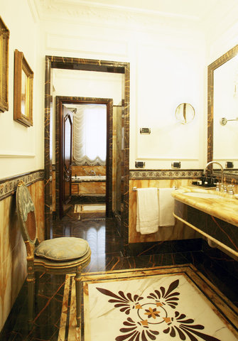 Grandhtl Majestic Gia Baglioni - Royal Suite Giuseppe Verdi detail - Bathroom