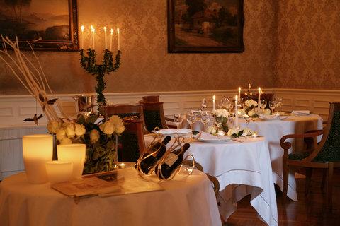 Grandhtl Majestic Gia Baglioni - I Carracci Restaurant - Detail