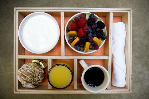 Hotel San Jose - Room Service Breakfast