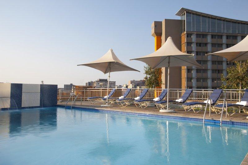 Holiday Inn Express Pretoria-Sunnypark Billede af pool
