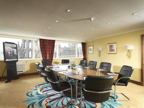 Thistle Liverpool City Centre - Atlantic Tower - Liverpool Oriental Boardroom