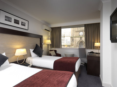 Thistle Liverpool City Centre - Atlantic Tower - Deluxe Twin Room