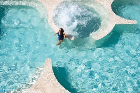 Grotta Giusti Resort Golf Spa - THE NEW THERMAL POOL
