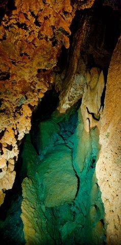 Grotta Giusti Resort Golf Spa - The thermal hot spring