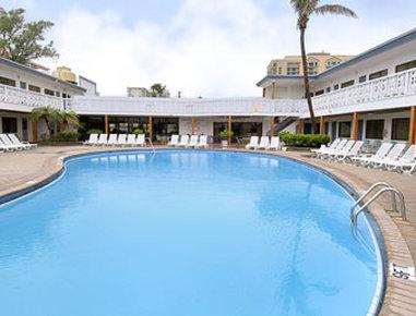 Travelodge Monaco N Miami And Sunny Isles Beach Erholungszentrum