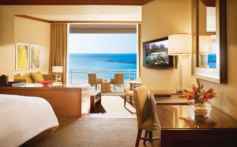 亚特兰蒂斯湾酒店 - The Cove Atlantis Deluxe Ocean Suite Med
