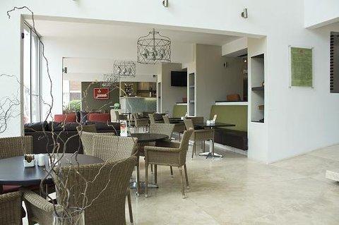 Belaire Suites Hotel - Cafe Jiran