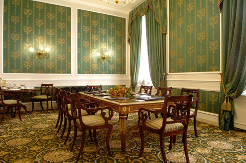 Grandhtl Majestic Gia Baglioni - Vignola Meeting Room