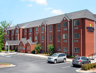 Microtel Inn and Suites Atlanta Stockbridge Eagles Landing Außenansicht
