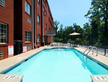 Microtel Inn and Suites Atlanta Stockbridge Eagles Landing Erholungszentrum