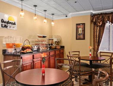 Days Inn Colorado Springs Air Force Academy - Breakfast Area