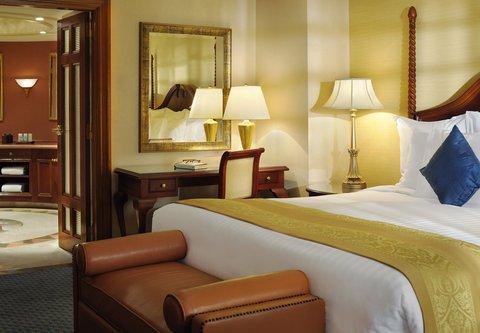 فندق ماريوت القاهرة و كازينو عمر الخيام - Presidential Suite Bedroom