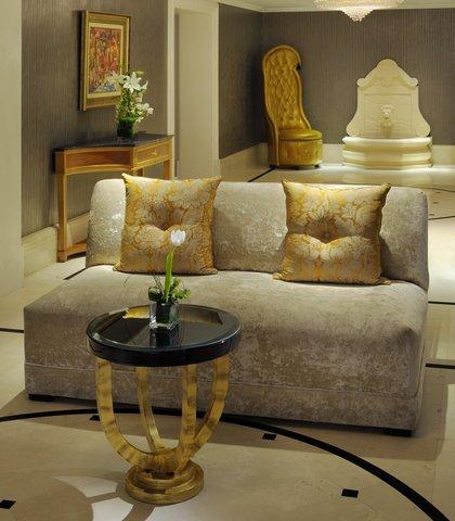 فندق ماريوت القاهرة و كازينو عمر الخيام - Royal Suite Entrance
