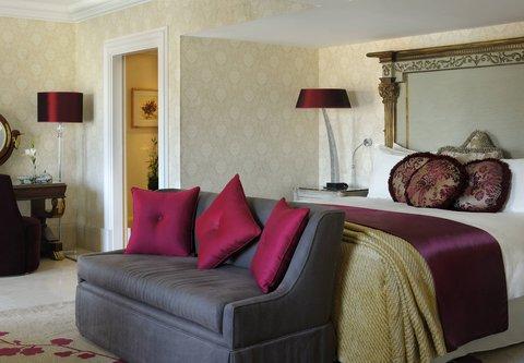 فندق ماريوت القاهرة و كازينو عمر الخيام - Royal Suite Bedroom