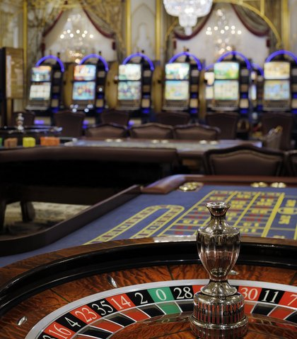 فندق ماريوت القاهرة و كازينو عمر الخيام - Omar Khayyam Casino