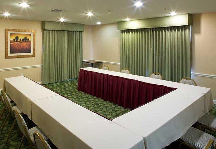 TownePlace Suites by Marriott Las Colinas Toplantı salonu