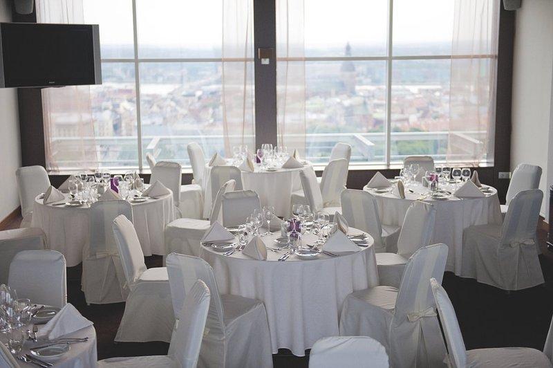 Radisson Blu Hotel Latvija Ресторанно-буфетное обслуживание