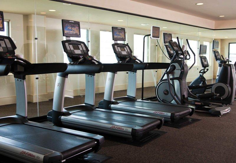 Renaissance Arts Hotel Clube de fitness