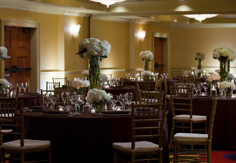 Renaissance Arts Hotel BallRoom