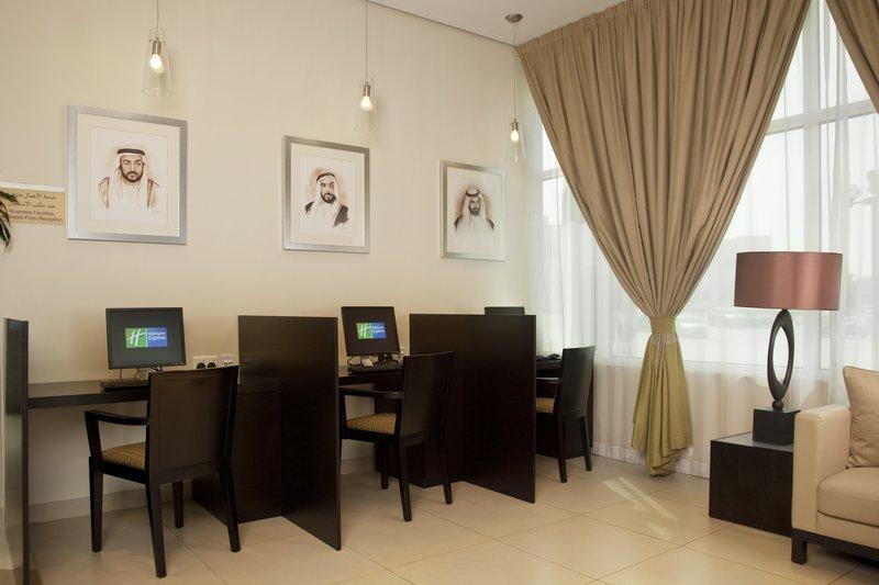 Holiday Inn Express Dubai-Internet City Varie ed eventuali