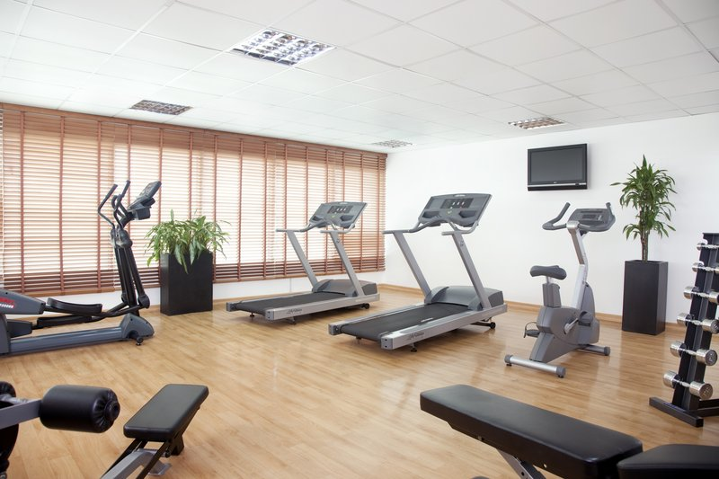 Holiday Inn Express Dubai-Safa Park Fitness-klubb