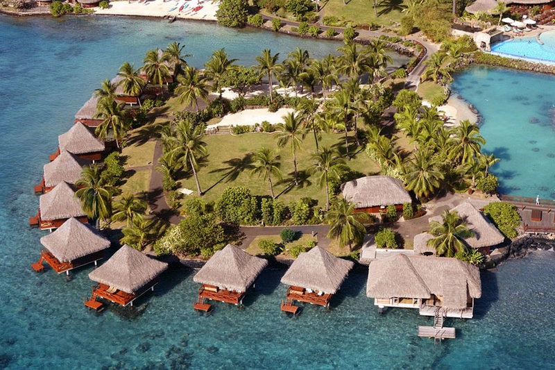 Intercontinental Resort Tahiti Vista exterior
