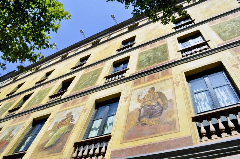 Catalonia Eixample 1864 Buitenaanzicht
