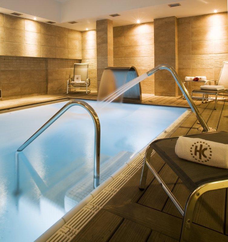 Hotel Catalonia Ramblas Лечебно-оздоровительная зона