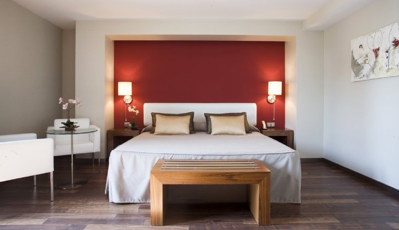 Hotel Catalonia Ramblas Вид в номере