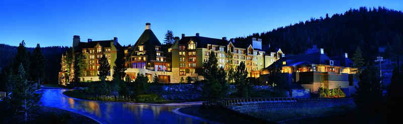 The Ritz-Carlton Lake Tahoe Exterior view