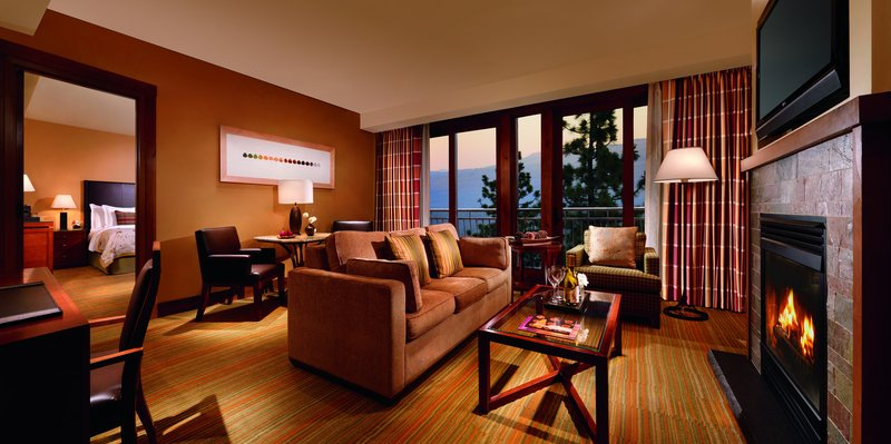 The Ritz-Carlton Lake Tahoe Suite