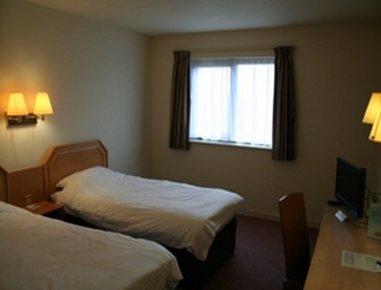 Days Inn Durham Odanın görünümü