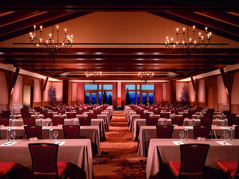 The Ritz-Carlton Lake Tahoe BallRoom
