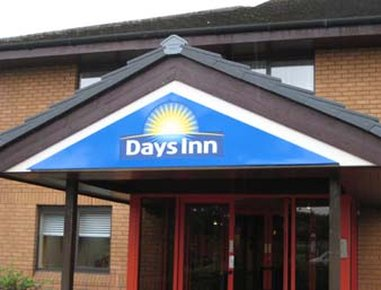 Days Inn Hamilton Vista esterna