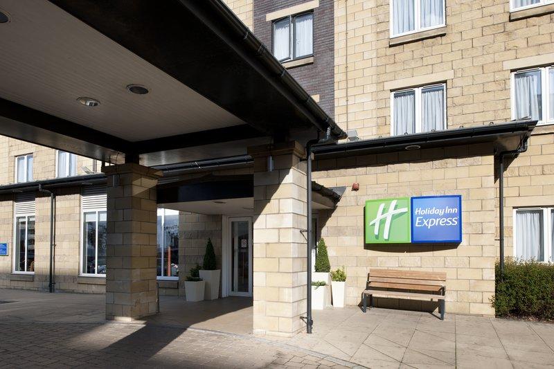 Holiday Inn Express Edingburgh-Waterfront Kilátás a szabadba