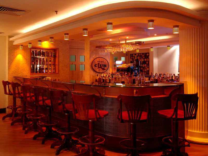 Holiday Inn  PORTO ALEGRE Bar/Lounge