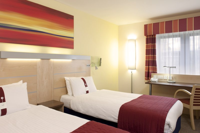 Holiday Inn Express Edinburgh-Royal Mile Chambre