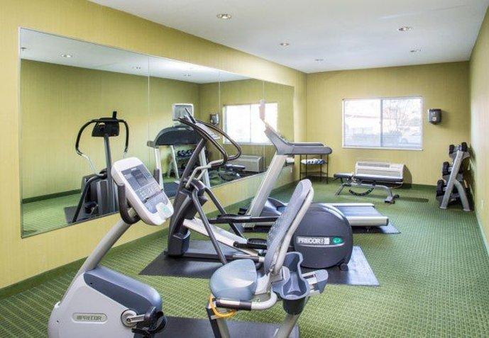 Fairfield Inn & Suites Dallas Plano