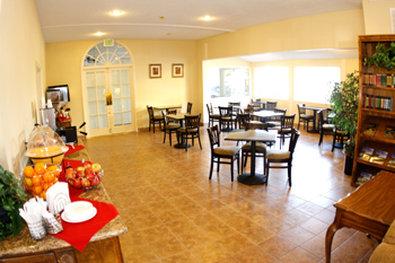 BEST WESTERN PLUS Hill House - Breakfast Area