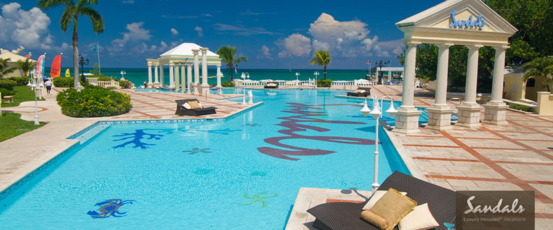 Sandals Royal Bahamian, May 17, 2014 3 Nights
