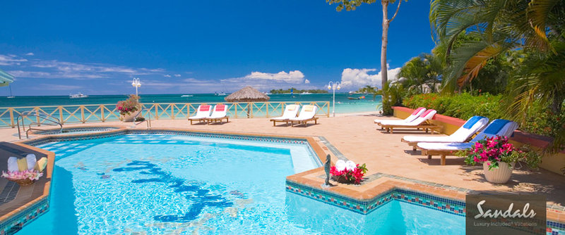Sandals Negril, May 29, 2014 5 Nights