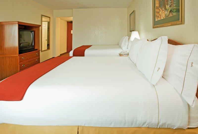 Holiday Inn Express EL PASO-CENTRAL - El Paso, TX