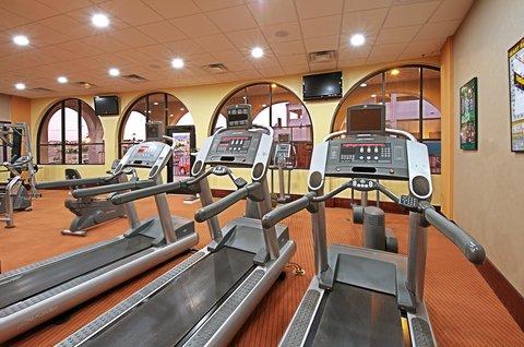Holiday Inn EL PASO-SUNLAND PK DR & I-10 W - Fitness Center