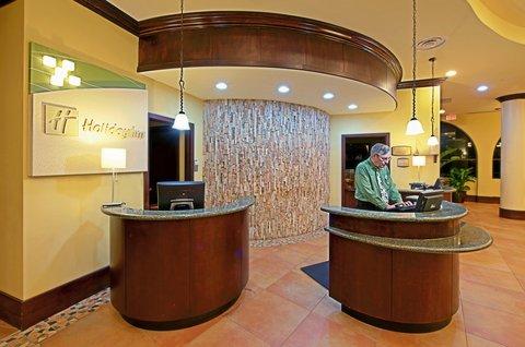 Holiday Inn EL PASO-SUNLAND PK DR & I-10 W - Reception