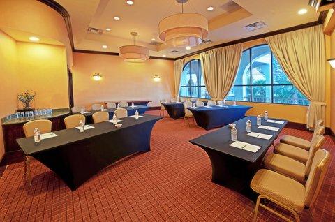Holiday Inn EL PASO-SUNLAND PK DR & I-10 W - Meeting Room