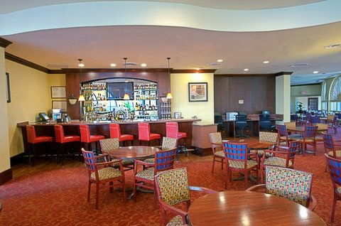 Holiday Inn EL PASO-SUNLAND PK DR & I-10 W - Bar and Lounge